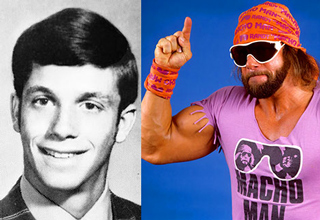 These wrestlers made amazing transformations into the people we know today.