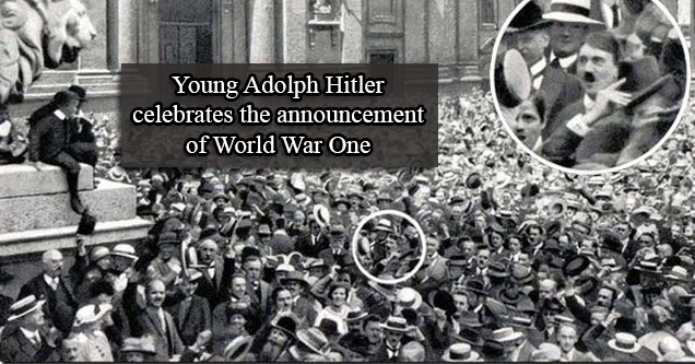 You may not recognize these 25 pictures, but they're famous moments in history.