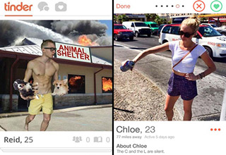 These very special Tinder users either deserve a million dates or zero...