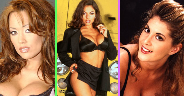 Walk Down Memory Lane of 90s Porn Stars - Gallery