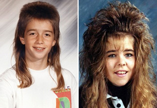 Some of the worst kid haircuts of all time.