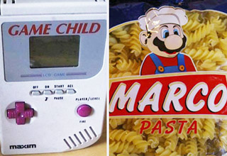 Ridiculous Nintendo knock-offs that wouldn't fool anyone!