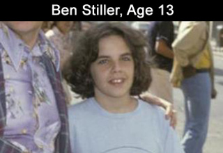 Pictures of celebs before they became famous.