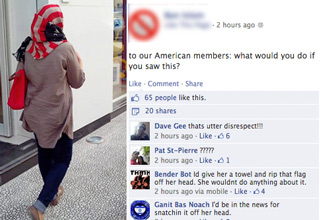 No one even asked if she's American...