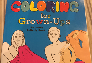 The average life in an easy, read-and-color format.