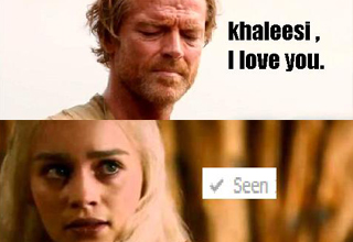 Best moments from Game of Thrones' Jorah Mormont, of House Friendzone.