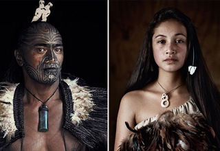 Stunning portraits of the most remote tribes on Earth.