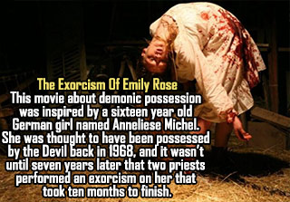 12 Scariest Movies Based On Real Life