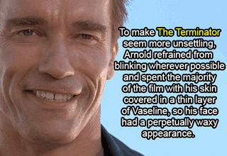 Cool facts from one of the greatest movie series of all time.