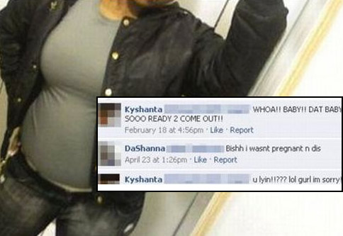 Hilarious Facebook fails that will crack you up.