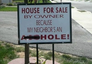 14 not-so-subtle messages from pissed off neighbors!
