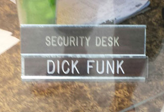 Dick names you can't help but crack a smile at.