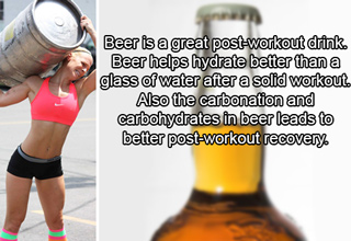Here's a dozen peer-reviewed reasons you should drink more beer. Bottoms up!