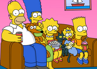 Ever wondered how much it costs the Simpsons to live in Springfield USA?