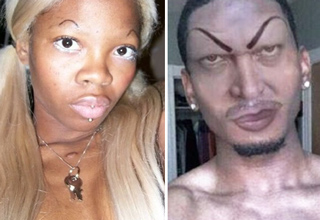 25 Eyebrow Disasters
