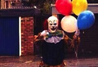 Evil Clowns Have Been Chasing Children Through The Suburbs