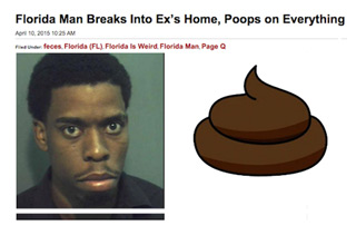 "Florida Man is a hilarious meme based on the all the WTF news stories that come out of Florida always starting their titles with ""Florida Man..."" <br/><br/>And of course, now there's even a <a href=""https://www.ebaumsworld.com/articles/the-florida-man-challenge-is-the-best-thing-happening-on-the-internet-right-now/85916868/"">Florida Man Challenge</a>."