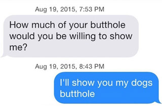 30 Perfect Responses To The Creeps On Dating Apps