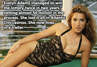 If you won a few million dollars, what would you do with it?