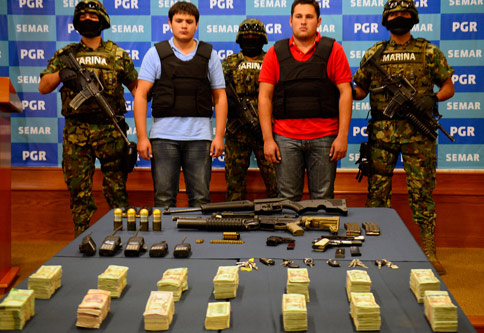 Escape routes, money, and the aftermath from the recent raid on  El Chapo's compound.