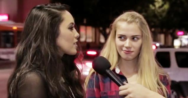 Girls blow job video