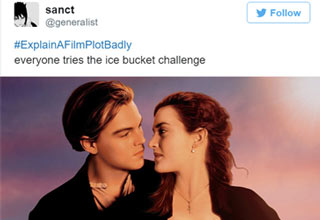 Poorly explained film plots from your favorite movies.
