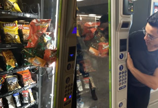 Guy Gives Detailed Instructions On How To Hack a Vending Machine