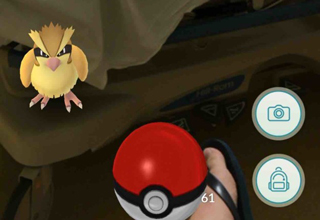 Jonathan Theriot and his wife was waiting for her c-section when a wild Pidgey appeared. Knowing exactly what to do, he screenshot it, captured it and waited until AFTER the birth to show his wife what he was up to. Congratulations to him on his new pokemon and child (in that order).