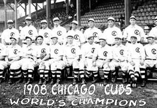 Do you know how long it's been since the last time the Chicago Cubs won a World Series? Let's just say the world has changed a lot since they did, and this year it looks as if they may break their 100-year-old curse.