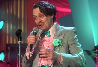 Lots of actors make unexpected appearances, but Buscemi takes the cake whenever he shows up.