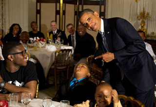 Let's think about our 8 years with President Obama with these amazing photos.