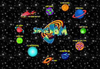 The original Warner Bros. website for the film Space Jam is like stepping into a weird internet time machine.