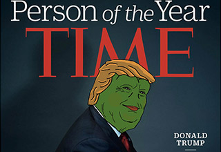 Everyone seems so surprised that Donald Trump won Time's Person of The Year Award, but when you think about it, he was the person of the year whether he won the election or not.