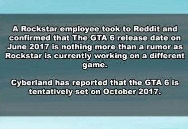 Leaks about the newest Grand Theft Auto that will leave you in suspense!