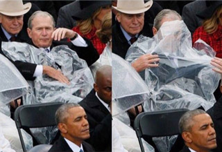 Welcome to the eBaum's World Caption Contest #114 -Bush vs Pancho