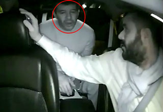 Paranoid Uber Driver Explains His Theory About Bad Traffic