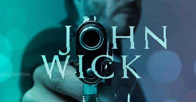 John Wick is a bad-ass and kills 77 people in this flick.