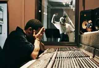 the story of how dr. dre found eminem | rare footage with dr dre and eminem
