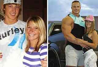 Davy Barnes is a bodybuilder and CEO of Muscle Tile and this is his transformation.