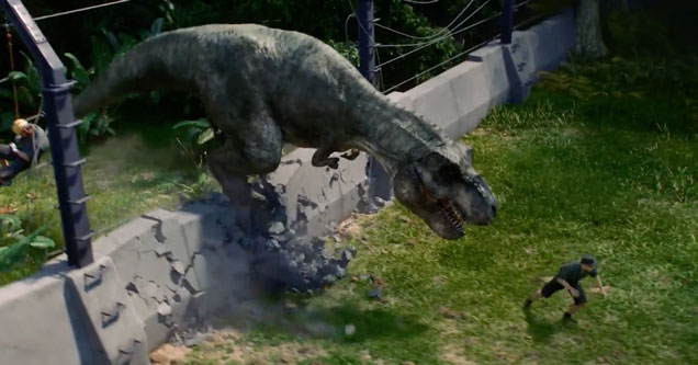 Create Your Own Jurassic World - Built by Kids