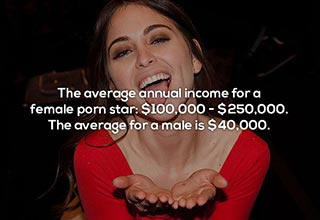 Interesting facts about the cash cow also known as the adult entertainment industry.