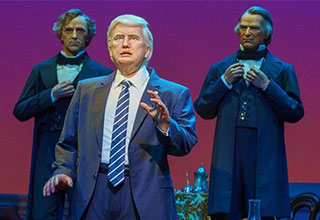 disney president show