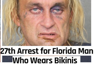 Florida women don't stay far behind in the WTFness.
