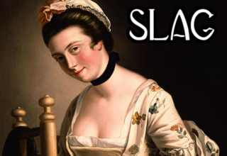 Historical slang dissing your wang.