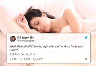 The best sex tweets ever.