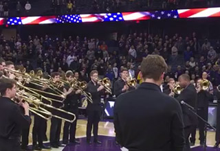 Comedian Plays US National Anthem In Minor Key And It Sounds