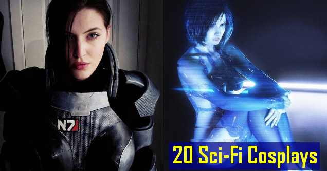 20 Sexy Cosplays That Will Blast Your Ding Dong to the ...