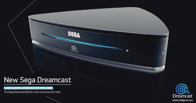SEGA Is Making A New Console, And It Might Be Dreamcast 2 - Ftw