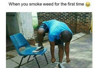 "We couldn't find 420 of these, so this will have to do. And here are more <a href=""/pictures/nonchalant-compilation-of-39-remarkable-images/85939129/"">stoner memes</a> if you can't get off that couch yet."