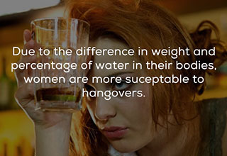Some sobering thoughts to help you cure your weekend hangover.